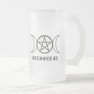 Blessed Be Frosted Mug