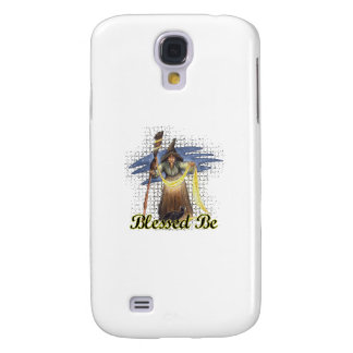 Blessed Be Galaxy S4 Cover