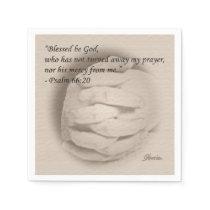 Blessed Be God Napkins
