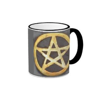 Blessed Be Ringer Coffee Mug