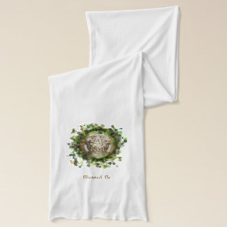 Blessed Be Pentacle Scarf