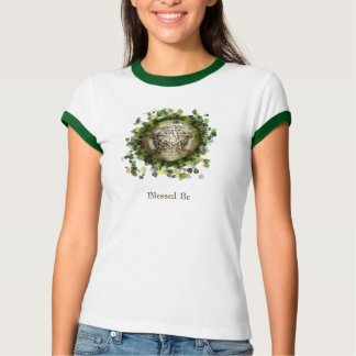Blessed Be Pentacle Wreath Shirts