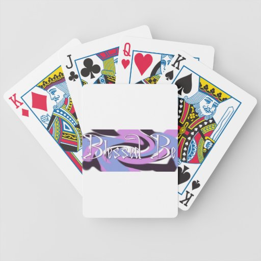 Blessed Be Poker Cards