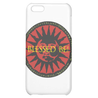 Blessed Be Sun iPhone 5C Covers