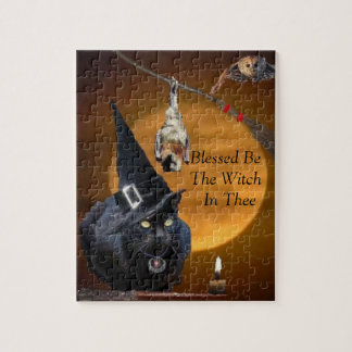 Blessed Be the Witch in Thee Puzzle