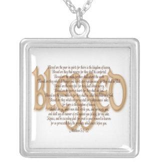 Blessed - Beatitudes Jewelry