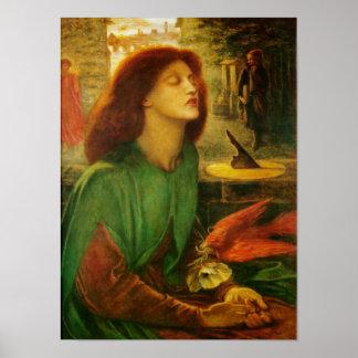 Blessed Beatrice Print