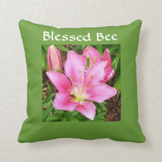 Blessed Bee Pillow