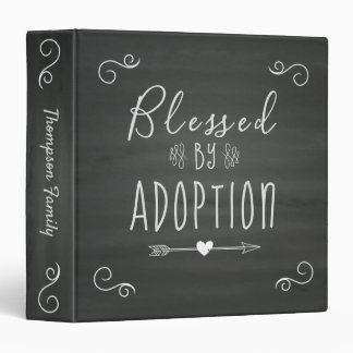 Blessed by Adoption - Foster Care, Adopt Gift Binder