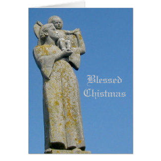 Blessed Chistmas Card
