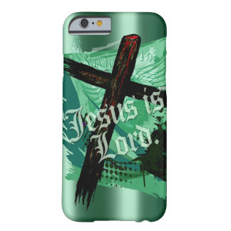 Blessed Christian Biblical Jesus is Lord Barely There iPhone 6 Case