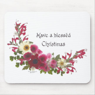 Blessed Christmas gifts Mouse Pad
