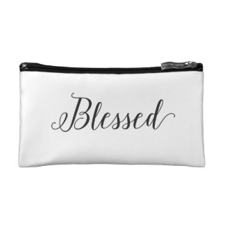 BLESSED COSMETIC BAG