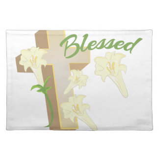 Blessed Cross Placemat