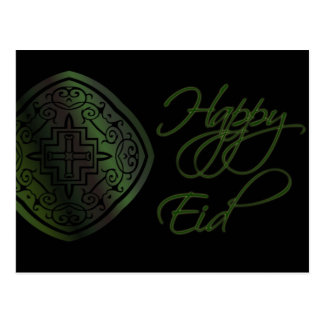 Blessed Eid - Greeting card Eid mubarak