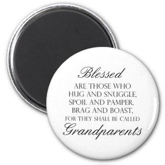Blessed es… Abuelos Imanes Para Frigoríficos