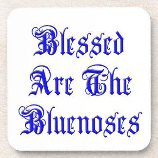 Blessed es el Bluenoses Posavasos De Bebidas