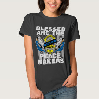 Blessed es el oficial Storti de los fabricantes de Remera