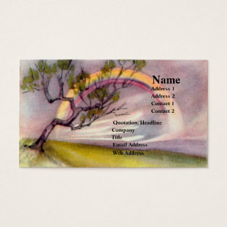 Blessed Father Business Card