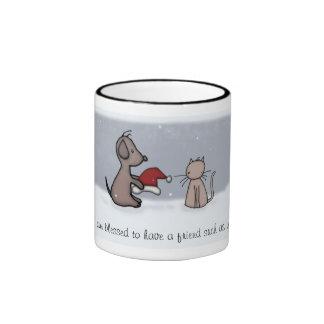 Blessed Friend Coffee Mug