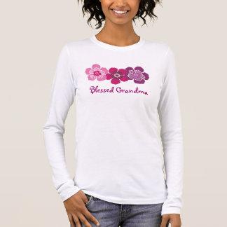 Blessed Grandma Shirt - Pink Purple