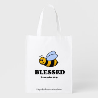 Blessed Grocery Bag