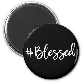 Blessed Hashtag Magnet