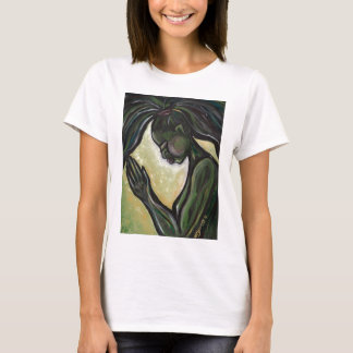 """""""Blessed & Highly Favored""""  Womens T-shirt"""