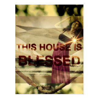 Blessed Home Gifts Postcard