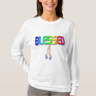 Blessed hooded sweatshirt
