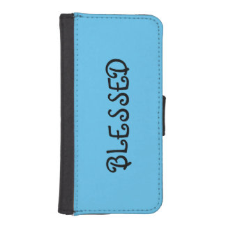 Blessed Iphone 5 Case