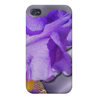Blessed Iris Personalized Donna  iPhone 4 Covers