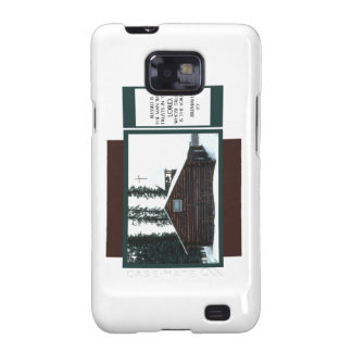 Blessed is the Man who Trusts Case Samsung Galaxy SII Case