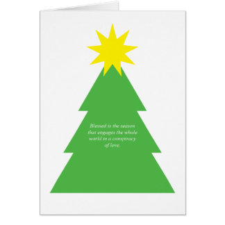 Blessed is the Season Card