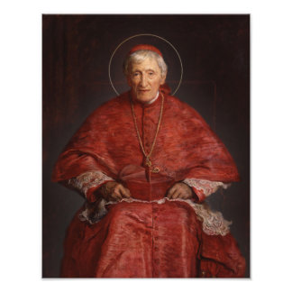 Blessed John Henry Newman Photo Print