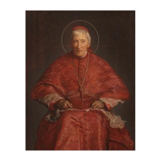 Blessed John Henry Newman, Wood Wall Art