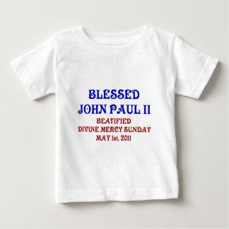 Blessed John Paul 2 Baby T-Shirt