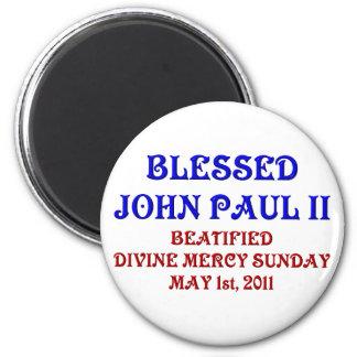 Blessed John Paul 2 Magnet