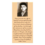 Blessed Jose Sanchez Canonization Prayer Cards Photo Card Template