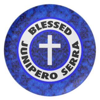 Blessed Junipero Serra Dinner Plate