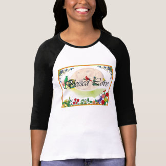 Blessed love tee shirt