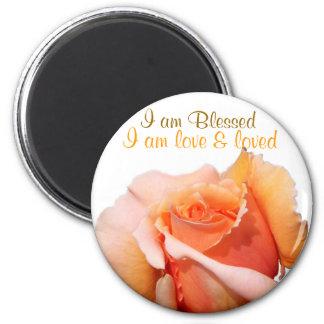 Blessed_Magnet Imán Redondo 5 Cm