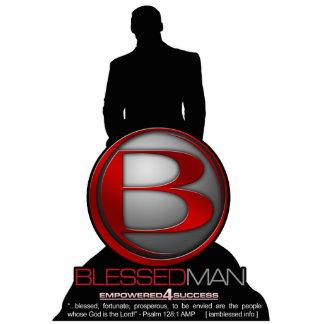 Blessed Man Desktop Sculpture