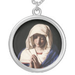 Blessed Mary Necklace
