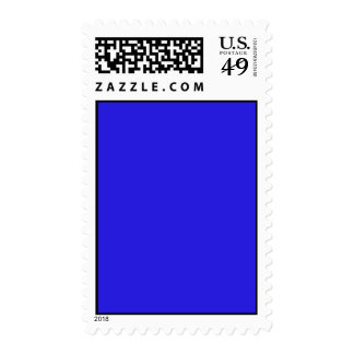 Blessed Mother Blue Stamps