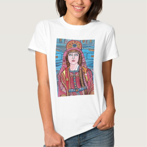Blessed Mother T-shirt