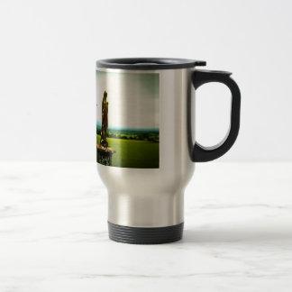 Blessed Mother Travel Mug