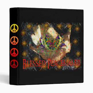 Blessed Peacemaker Binder