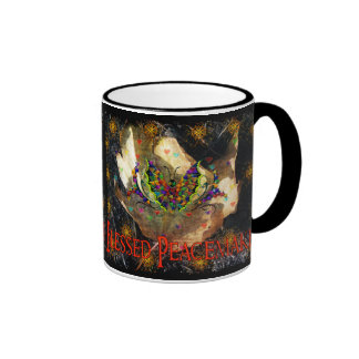 Blessed Peacemaker Mug