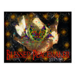 Blessed Peacemaker Post Card
